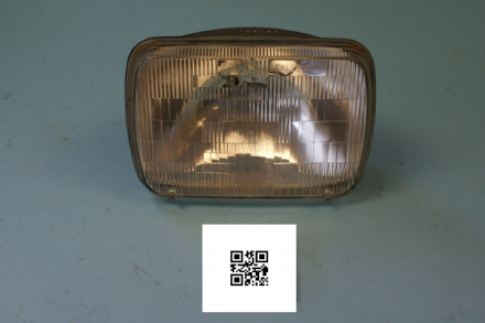 1984-1996 Corvette C4 Sealed Beam Headlamp Wagner, Used Good